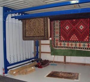 Batıkent halı yıkamada kurutma sistemi