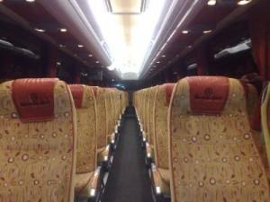 Ankara'da otobüs koltuğu yıkama, temizleme, temizlik, temizliği