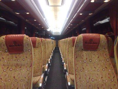 Ankara'da Otobüs Koltuğu Yıkama