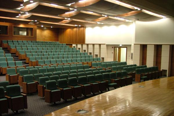 Konferans Salonu Koltuğu Yıkama
